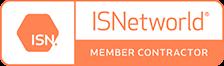 ISNetwork Member Contractor Logo